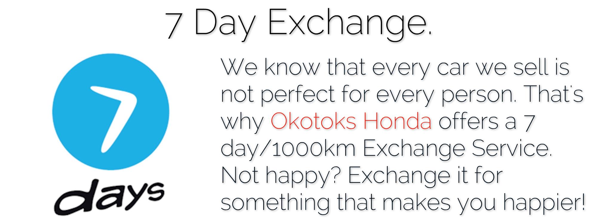 7 Days Exchange