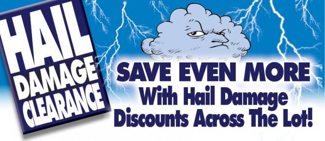 Revised Hail Sale Discounts