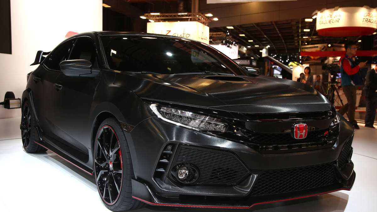 Order your 2017 Honda Civic Type R from Okotoks Honda, South Calgary