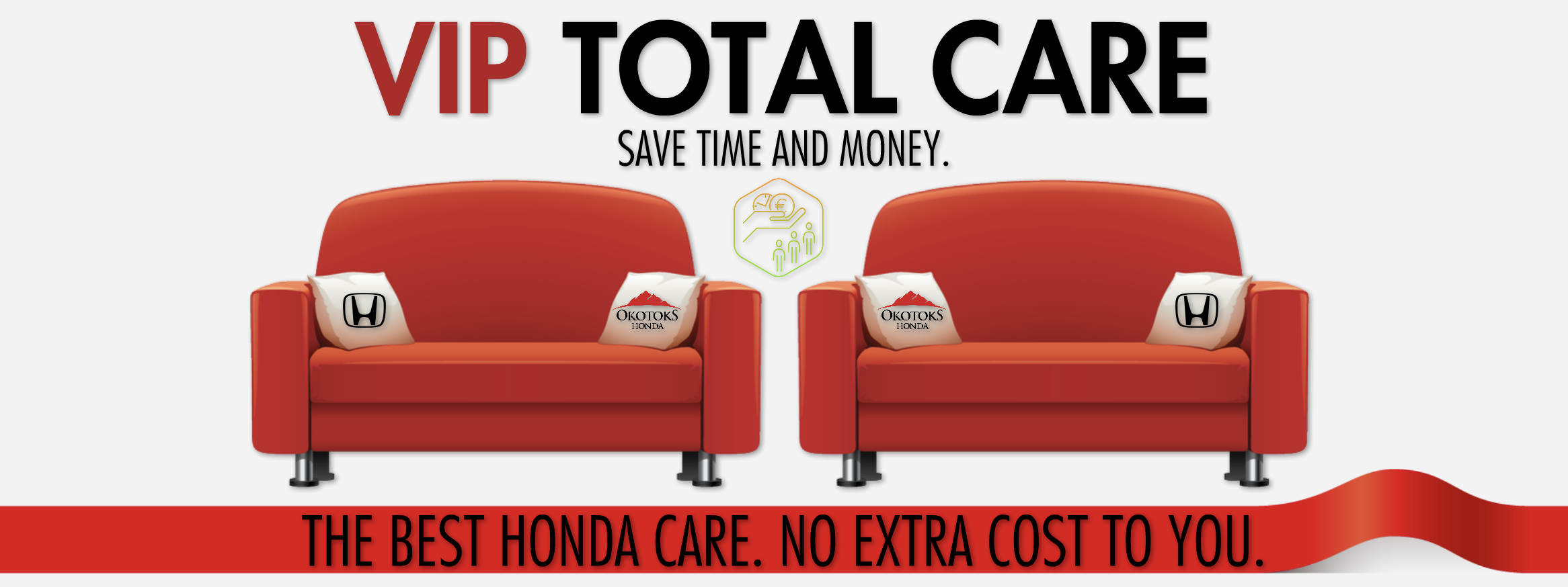 VIP Total Care at Okotoks Honda, South Calgary