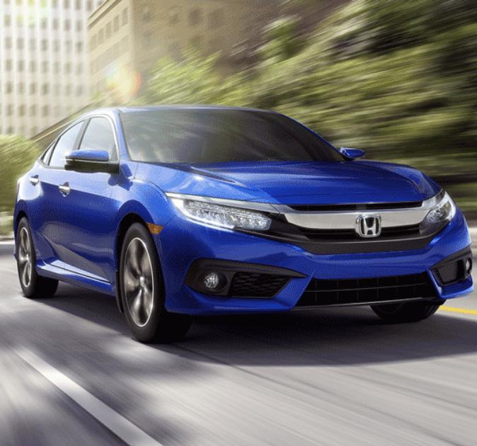 2017 Honda Civic Savings