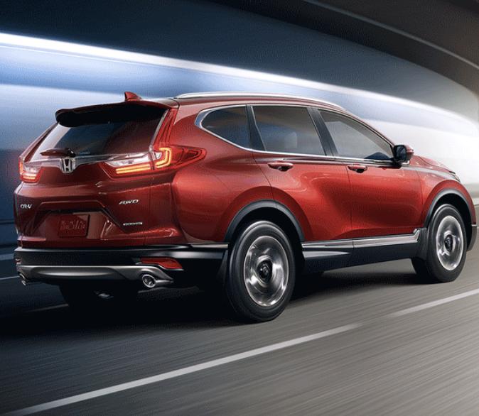 2017 Honda CRV Savings
