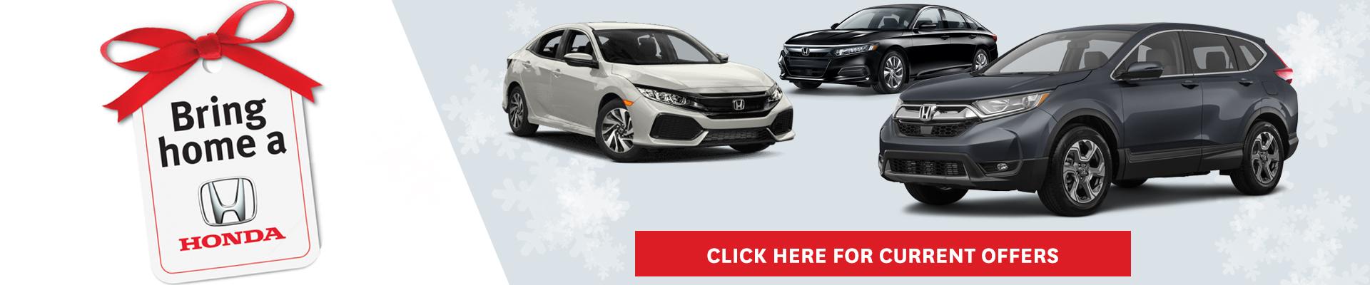 Bring Home a Honda Event